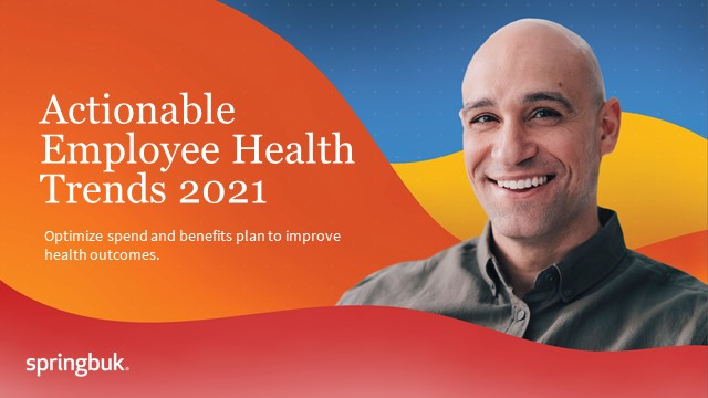 Actionable Employee Health Trends for 2021