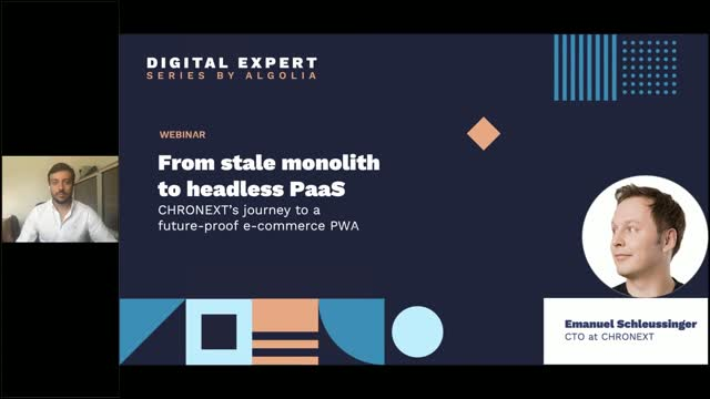 Path to Success for a Powerful Headless E-commerce with Chronext