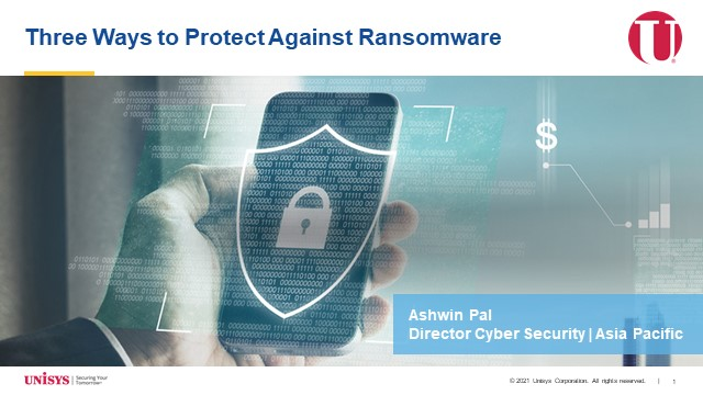 Three Ways to Protect Against Ransomware