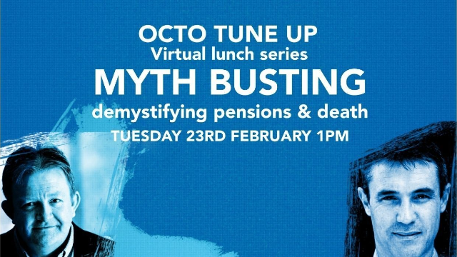 TUNE UP: Myth Busting - demystifying pensions (& death)