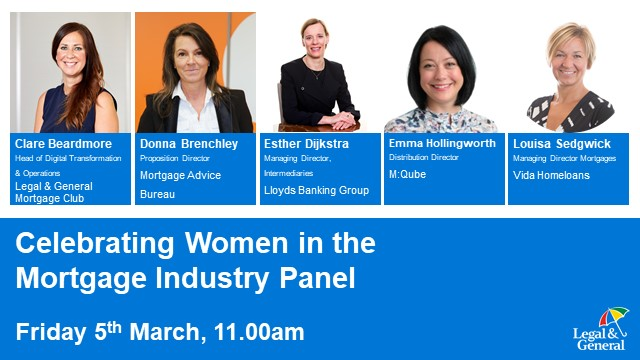 Celebrating Women in the Mortgage Industry Panel