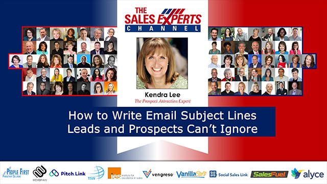 How to Write Email Subject Lines Leads and Prospects Can't Ignore