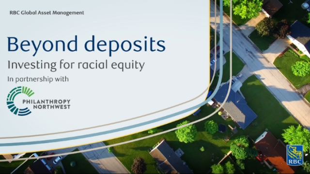 Beyond deposits: Investing for racial equity