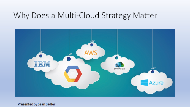 Why Does a Multicloud Strategy Matter?