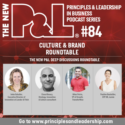 The New P&L Roundtable explores the Impact of Culture on Commercial Success