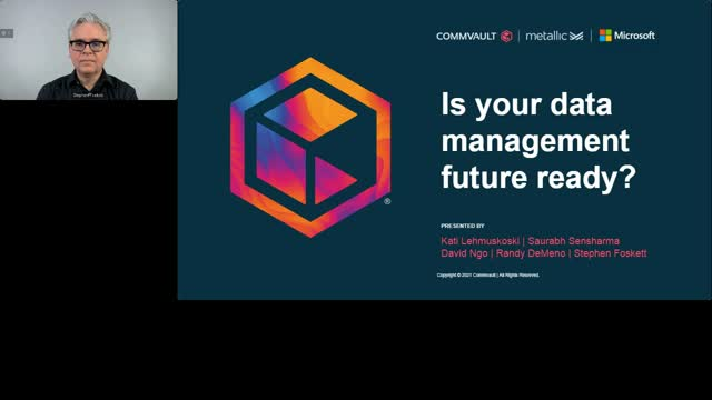 Is your data management future ready?