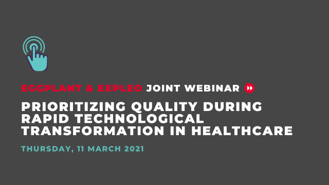 Prioritizing Quality During Rapid Technological Transformation in Healthcare