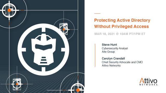 Protecting Active Directory Without Privileged Access