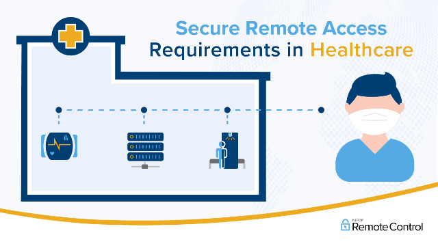 Healthcare: Secure Remote Access Requirements