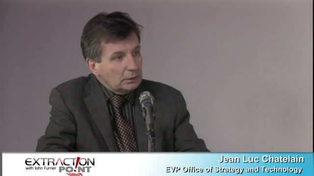 SiliconAngle Extraction Point:  Jean-Luc Chatelain Interview