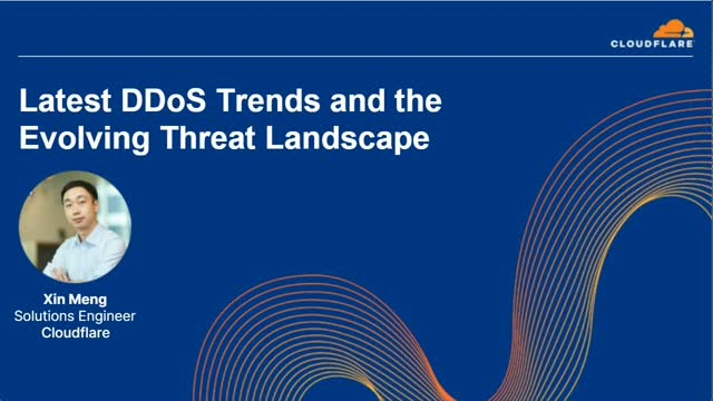 Latest DDoS Trends and the Evolving Threat Landscape