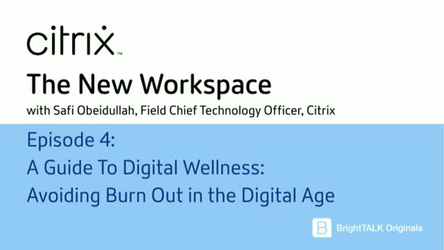 A Guide To Digital Wellness: Avoiding Burn Out in the Digital Age
