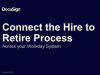 Connect the Hire to Retire Process Across your HR Systems with Kainos