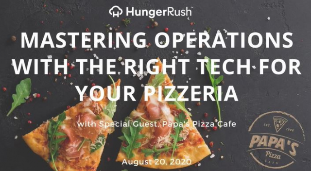 Mastering Operations with the Right Tech for your Pizzeria
