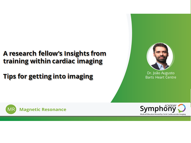 A research fellow's Insights from training within cardiac imaging - D