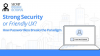 Strong Security or Friendly UX? How Passwordless Breaks the Paradigm