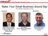 Make Your Small Business Sound Big! Part 2