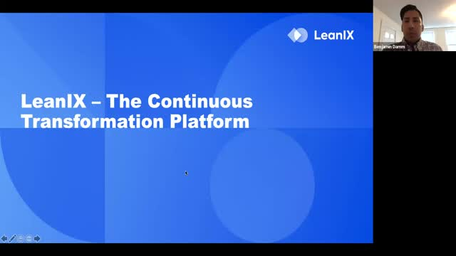 LeanIX: The Platform that Enables Continuous Transformation