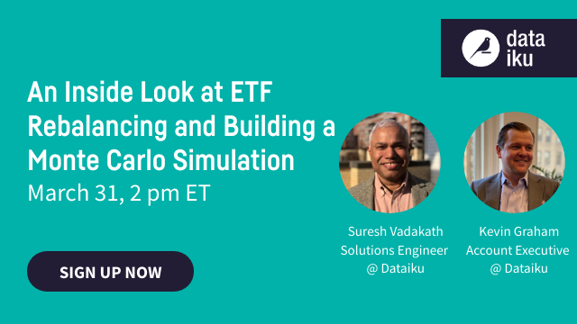 An Inside Look at ETF Rebalancing and Building a Monte Carlo Simulation