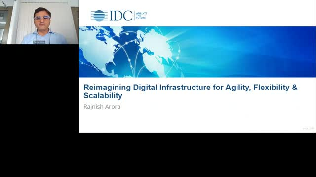 Reimagining Digital Infrastructure for Business Resilience and Success