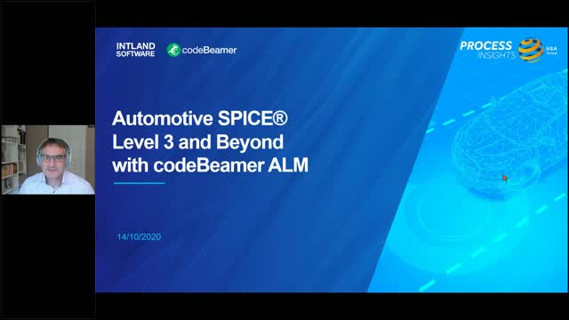 Experts Talk: Automotive SPICE® Level 3 and Beyond with codeBeamer ALM
