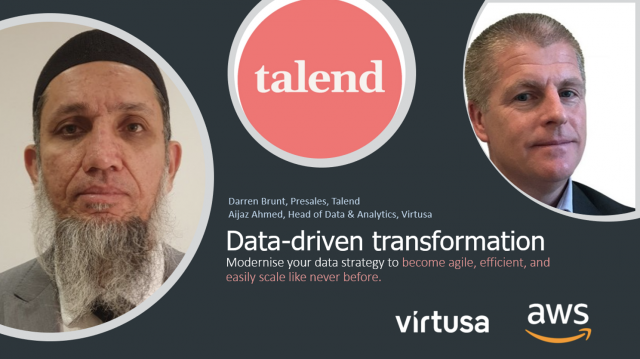 Data Driven Transformation: Modernise your Data Strategy