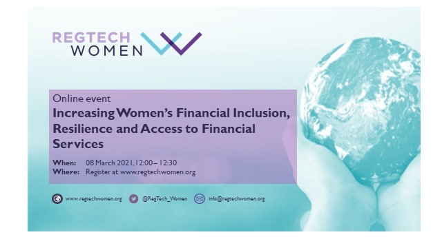Increasing womens financial inclusion, resilience & access to financial services