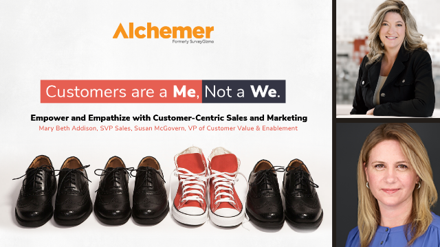 Empower and Empathize with Customer-Centric Sales and Marketing