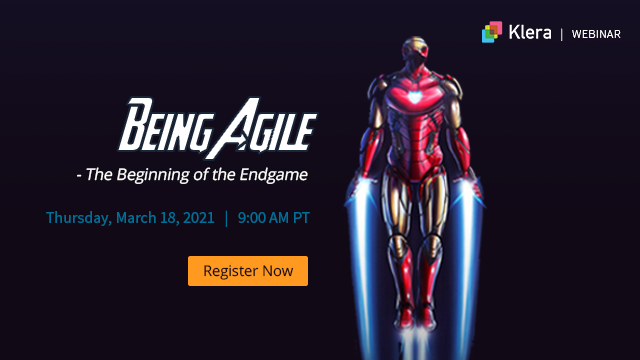 Being Agile – The Beginning of the Endgame