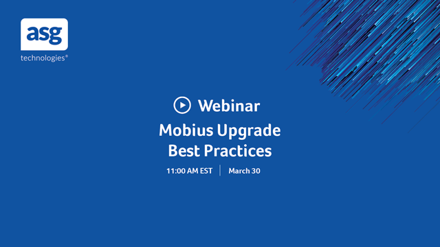 Mobius Upgrade Best Practices
