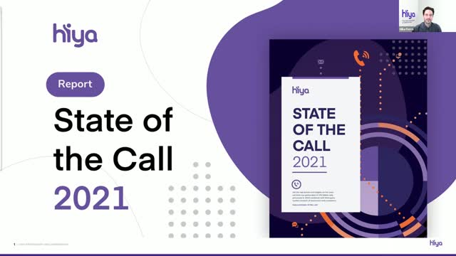 State of the Call 2021