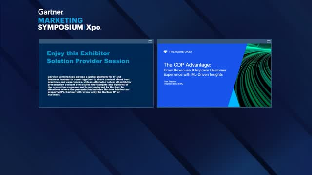 The CDP Advantage - Grow Revenues & Improve CX with ML-Driven Insights