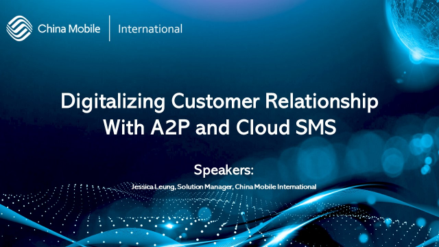 Digitalizing Your Customer Relationship With A2P and Cloud SMS