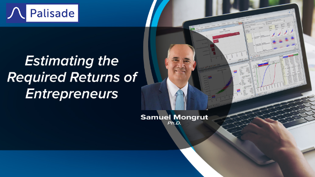 Estimating the Required Returns of Entrepreneurs