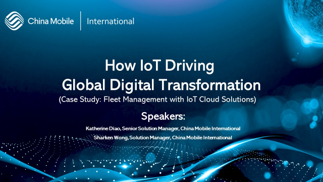 How is IoT Driving Global Digital Transformation?