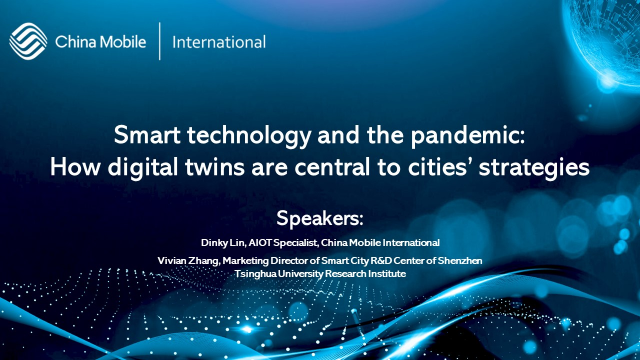 Smart Technology: How digital twins are central to cities' strategies?