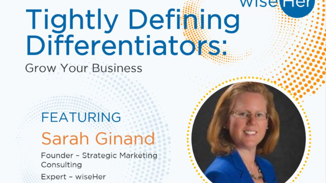 Tightly Defining Differentiators to Grow Your Business