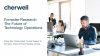 Forrester Research: The Future of Technology Operations