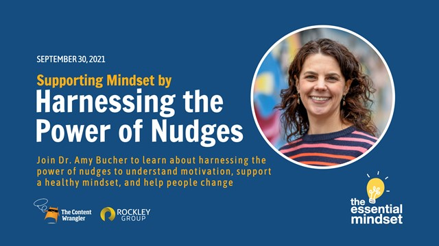 Supporting Mindset by Harnessing the Power of Nudges
