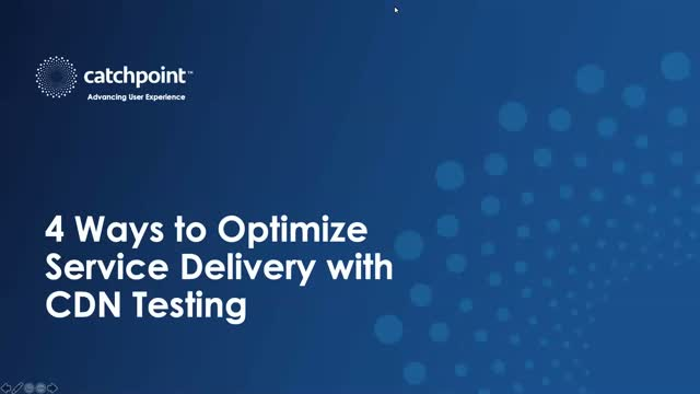 4 Ways to Improve Service Delivery with CDN Testing