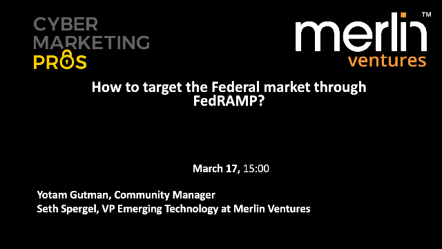 How to target the Federal market through FedRAMP?