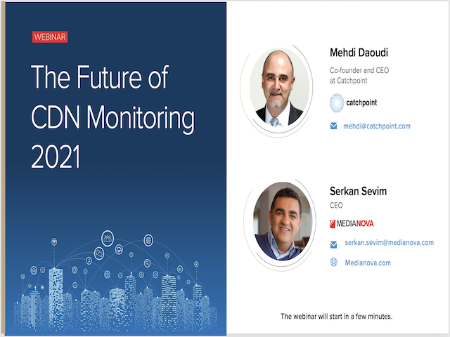 The Future of CDN Monitoring 2021