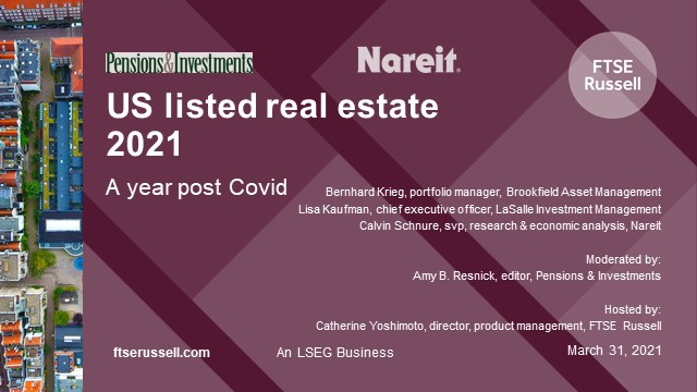 US listed real estate 2021: A year post Covid