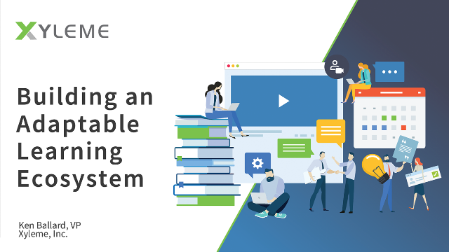 Building an Adaptable Learning Ecosystem