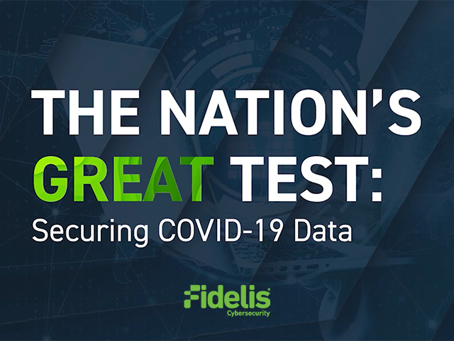 The Nation's Great Test: Securing COVID-19 Data