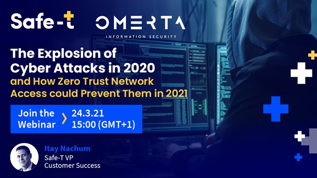 The Explosion of Cyber Attacks in 2020, & How ZTNA could Prevent Them in 2021