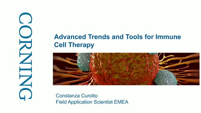 Advanced Trends and Tools for Immune Cell Therapy