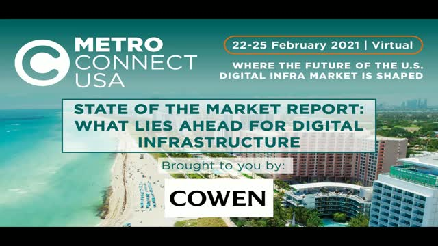 State of the Market Report: What lies ahead for digital infrastructure?