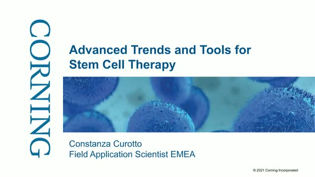 Advanced Trends and Tools for Stem Cell Therapy