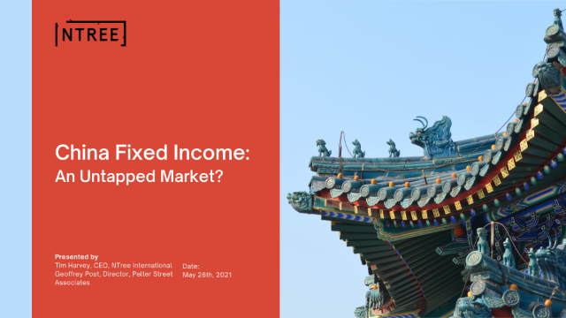 China Fixed Income – An Untapped Market?